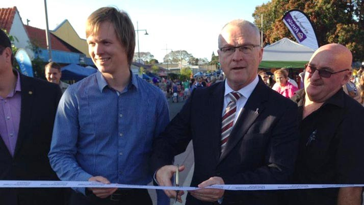 Streetscape breathes new life into Beerwah