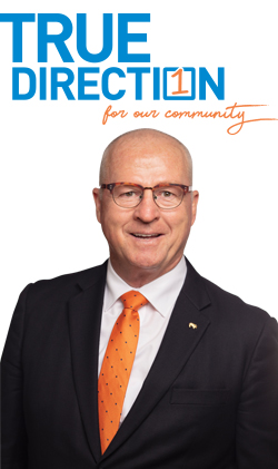 Sunshine Coast Mayor Mark Jamieson