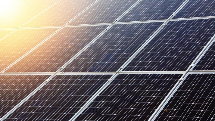 Sunny side up for solar farm proposal