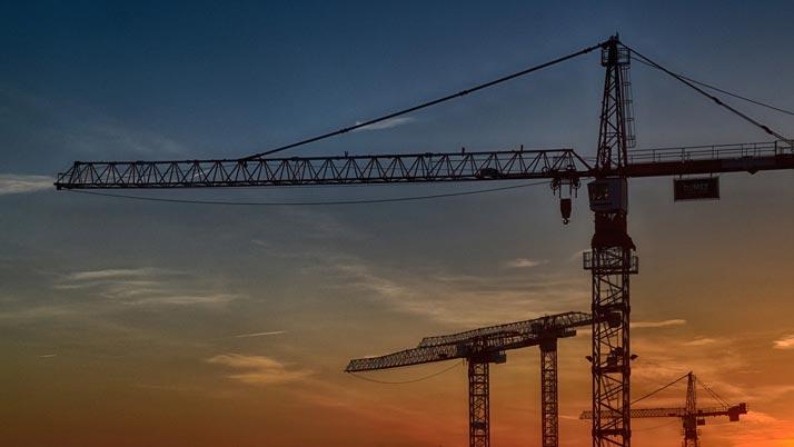 Quarterly development values up by $100 million