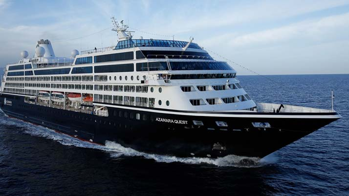 Sunshine Coast reputation as a cruise ship stopover grows