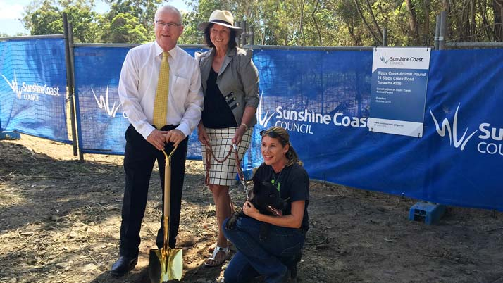 New pound for the Sunshine Coast