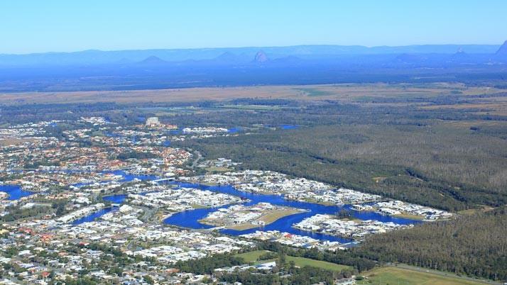 Development puts Sunshine Coast in top three