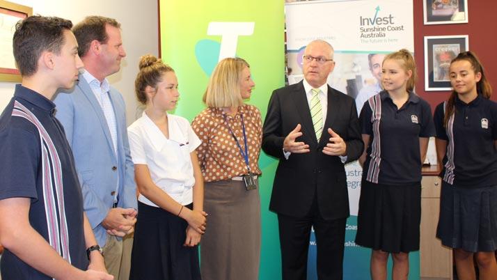 Technology talents on the Sunshine Coast