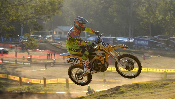 Sunshine Coast to host Australian Motocross Championships
