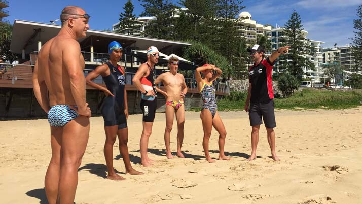 The Mooloolaba Triathlon Festival