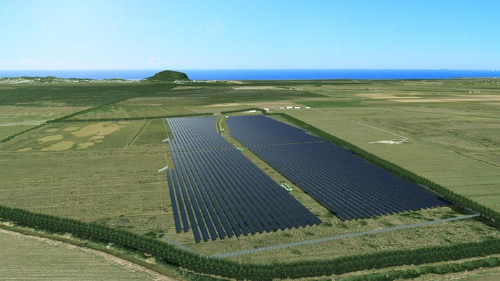 Sunshine Coast's solar farm project powers ahead