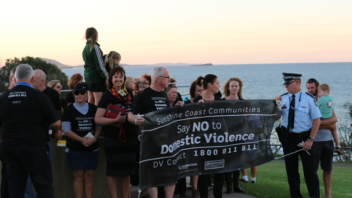 Council supports Domestic and Family Violence Prevention month