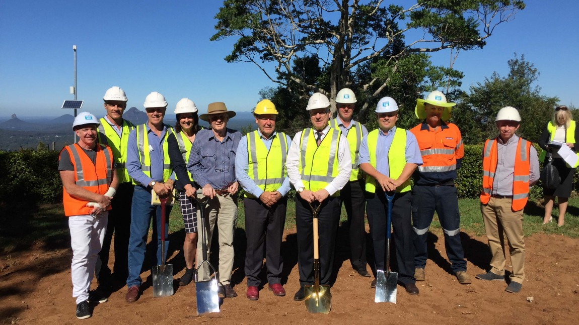 Mary Cairncross Reserve turns over a new leaf