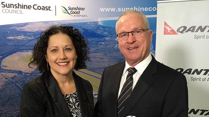 QantasLink to start Melbourne to Sunshine Coast flights