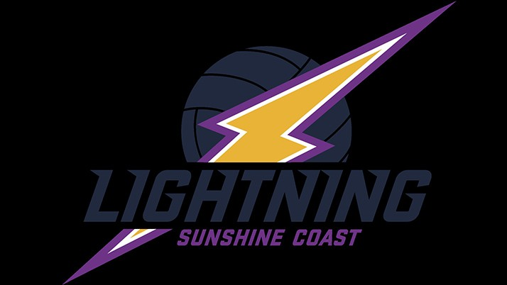Lightning strikes on the Sunshine Coast
