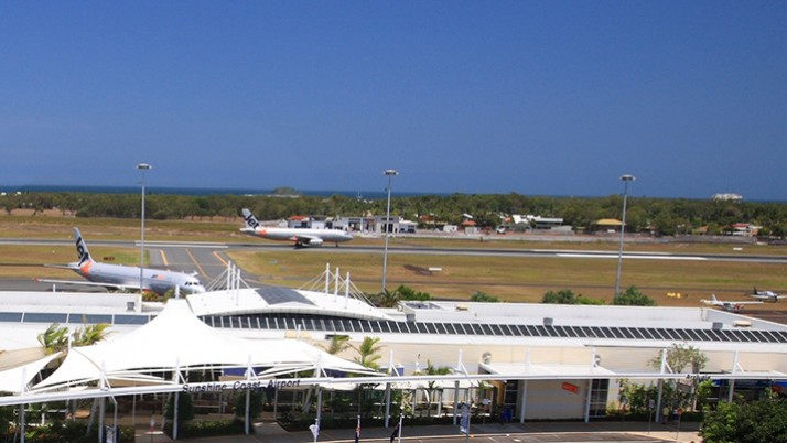 Record-breaking year for Sunshine Coast Airport