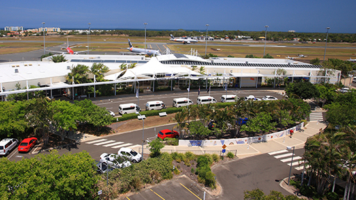 Sunshine Coast Airport officially Australia's newest international airport