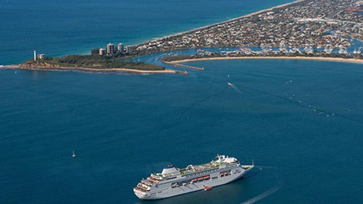 Sunshine Coast cruising ahead