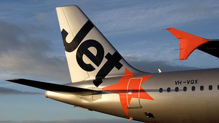 A warm Coast welcome for Jetstar's new Adelaide services