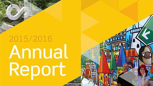 Annual report tells the Coast and council's story