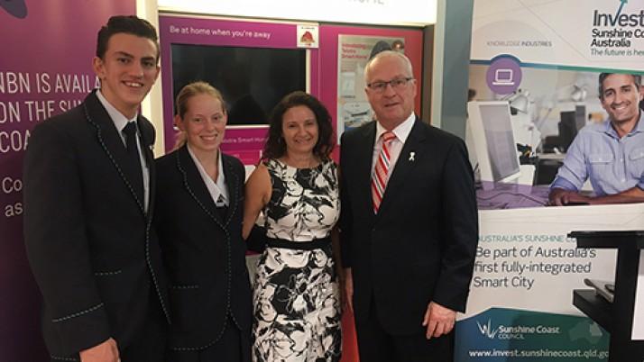 Fire up bright sparks, Mayor's Telstra Technology Awards are back!