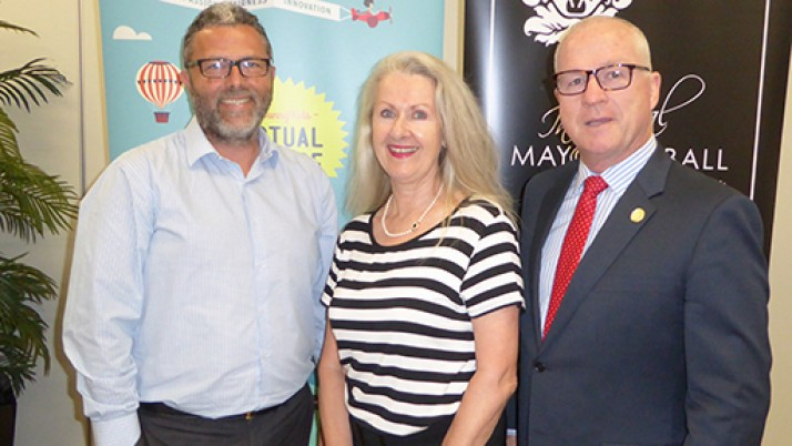 Inaugural gala Mayoral Ball to support SunnyKids