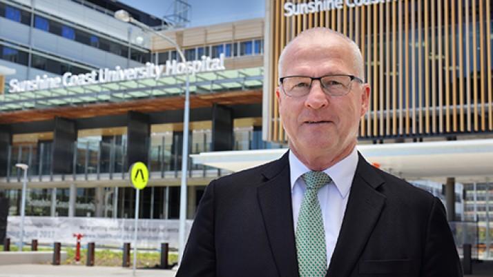 Help Sunshine Coast University Hospital get a Medical School