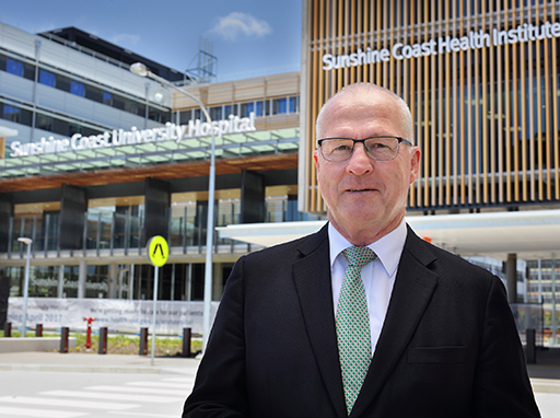Help Sunshine Coast University Hospital get a Medical School