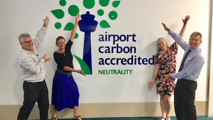Sunshine Coast Airport becomes Australia's first carbon neutral airport