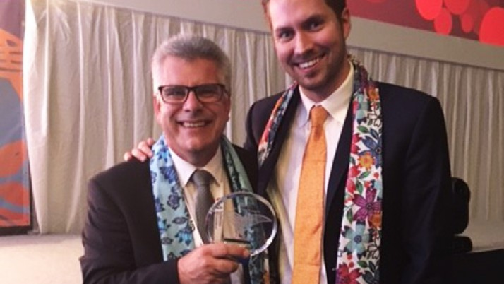 Sunshine Coast Airport wins Routes Asia 2017 Marketing Award