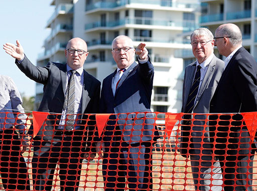 Infrastructure and property giant poised for stake in new Maroochydore CBD