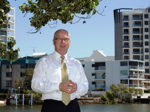 University of Southern Queensland 2017 Community Service Alumnus of the Year