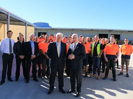 Leading Australian company celebrates $30m expansion in Sunshine Coast Hinterland