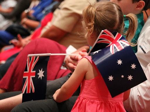 155 new citizens welcomed for Australian Citizenship Day