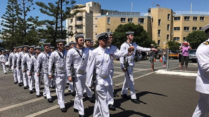 Friendship agreement renewed between council and navy
