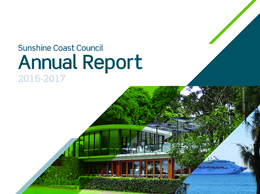 Annual report highlights a year of progress