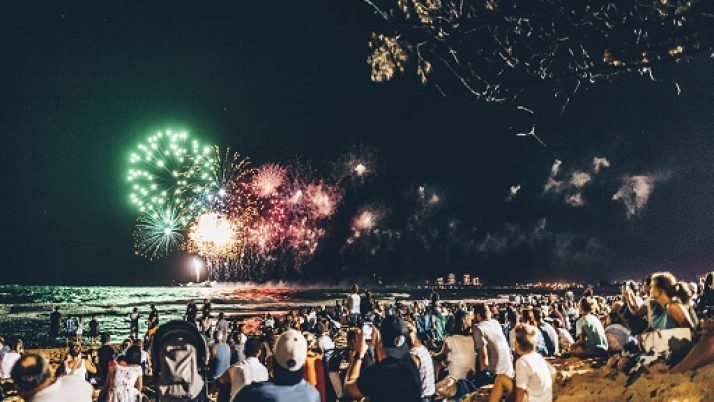 The countdown to NYE Mooloolaba has started