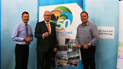 Take part in the Sunshine Coast's Guinness World Record attempt