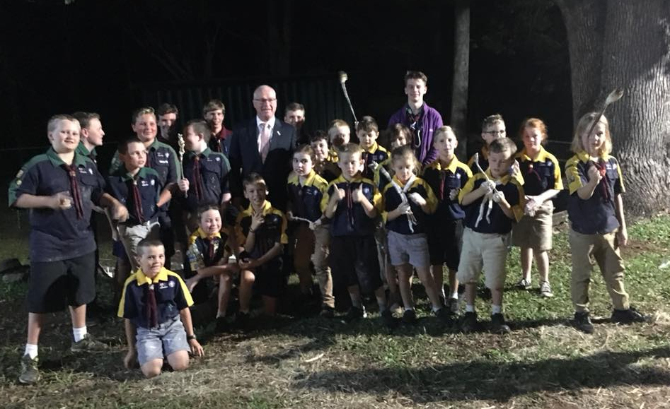 Woombye Scout Group AGM