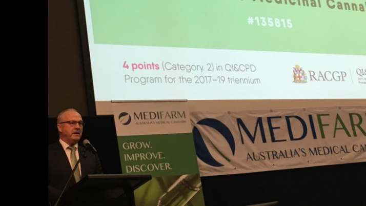MediFarm QLD Medical Cannabis Symposium