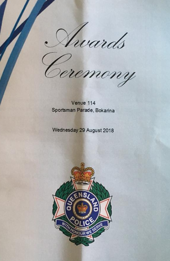 Queensland Police Awards