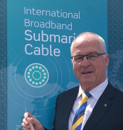 Sunshine Coast International Broadband Submarine Cable