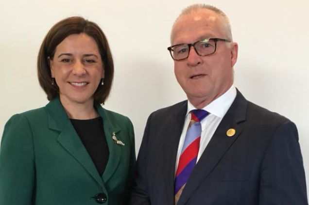 Breakfast with Deb Frecklington – Leader of the Opposition