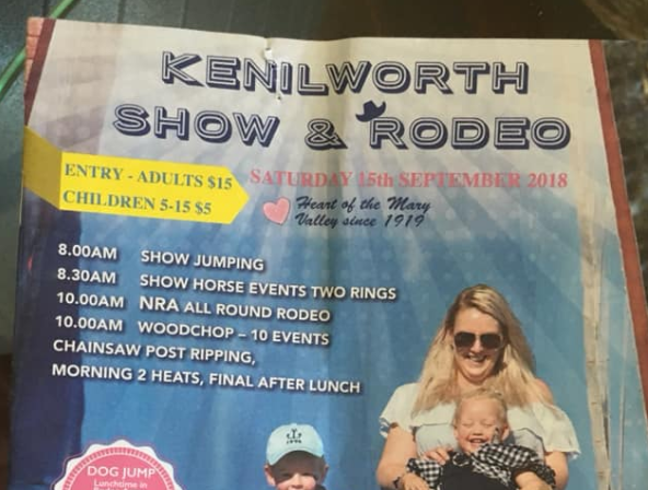 Kenilworth Show & Rodeo