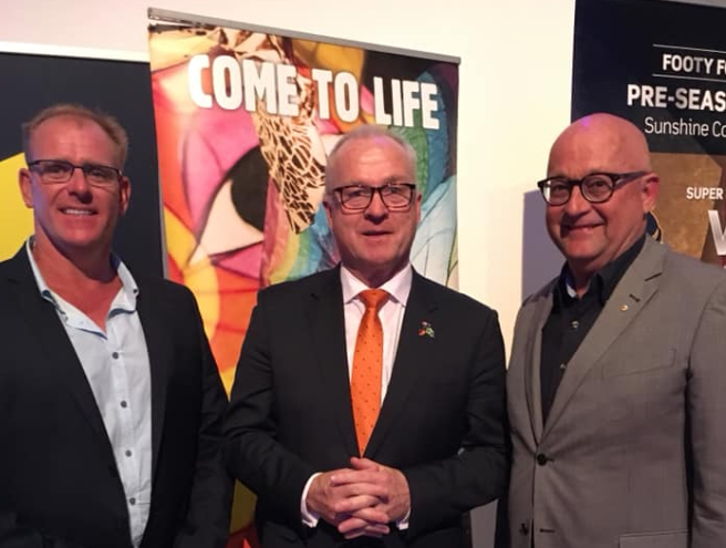 Launch of the Sunshine Coast Major Events Strategy 2018-2027