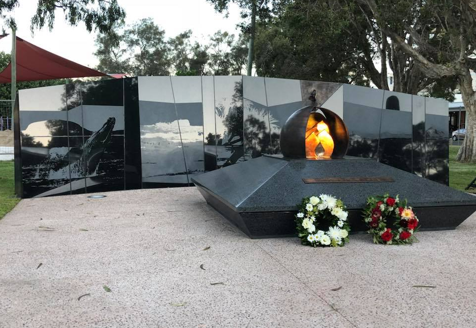 Unveiling of the Eternal Flame – Cotton Tree