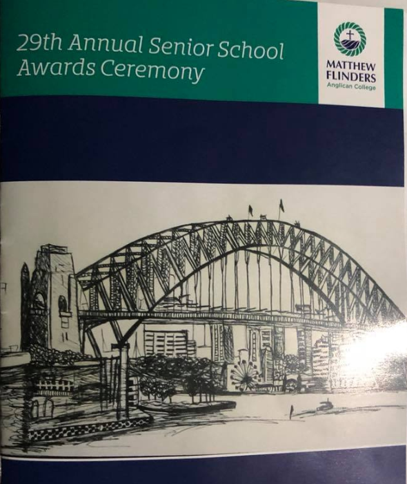 Matthew Flinders Awards Night