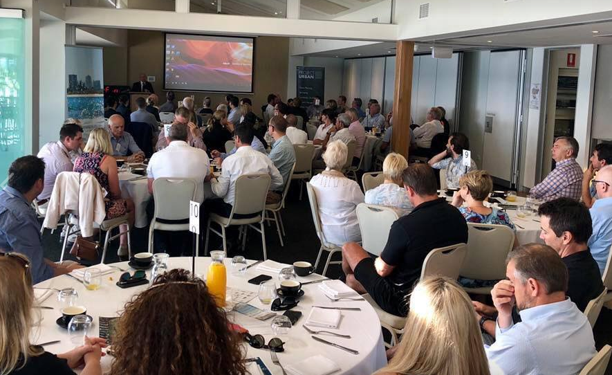 Mooloolaba Chamber of Commerce Breakfast