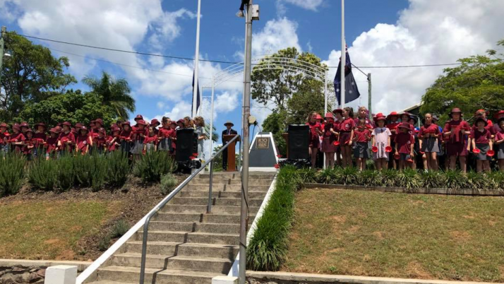 Palmwoods Remembrance Day Service 2018