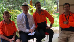 Maroochy Bushland Botanic Garden Volunteers Recognition Event