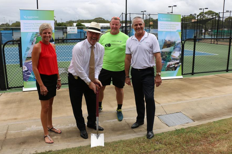 Caloundra Tennis Centre Upgrade