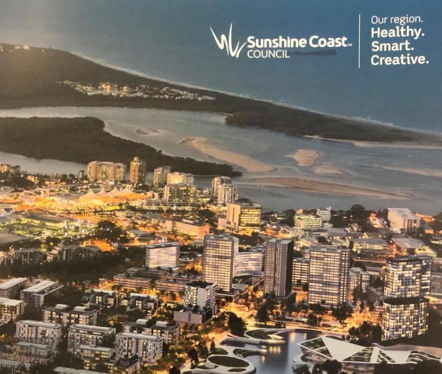 Sunshine Coast Intelligent Community