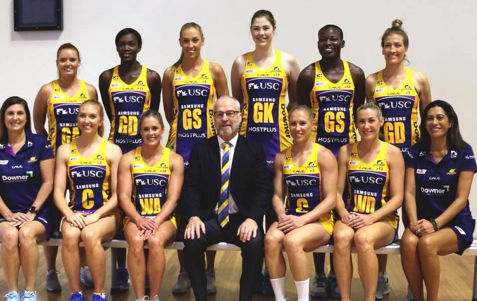 Sunshine Coast Lightning