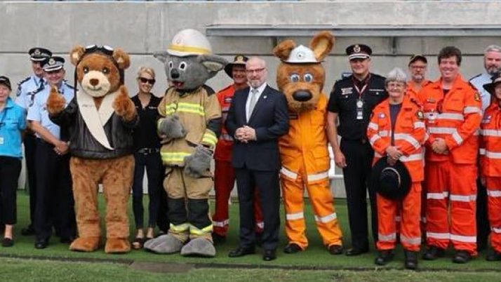 Emergency Service Expo Launch